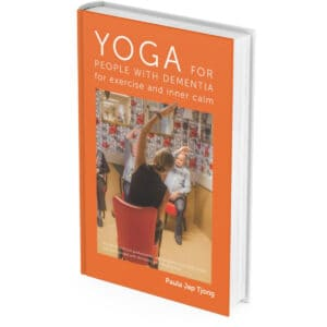 eBook: Chair Yoga for people with Dementia