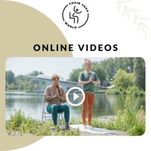 Chair Yoga World Online Videos